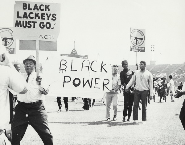 Black Power at Chicago Freedom Movement Rally, July 1966