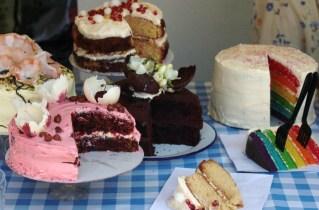 Cakes from Pomp de Franc